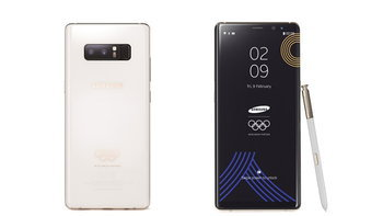 Samsung เผยเวอร์ชั่นพิเศษของ Galaxy Note 8 ต้อนรับ โอลิมปิก 2018