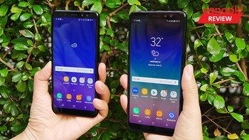 รีวิว Samsung Galaxy A8 (2018) / A8+ รุ่นกลางไร้กรอบ แต่ใส่ลูกเล่นเกินคุ้ม