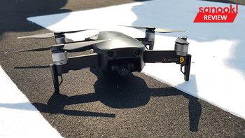 สัมผัสแรกกับ DJI Mavic Air โดรนครบเครื่องที่ใช้ง่าย และ ถ่ายภาพสวย