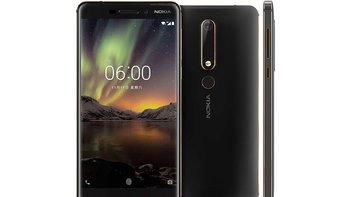 เปิดตัว Nokia 6 (2018) สมาร์ทโฟนรุ่นที่ได้รับรางวัลและการตอบรับที่ดีจากทั่วโลกกับเวอร์ชั่นอัปเกรด
