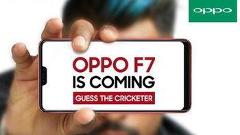 """OPPO เผยทีเซอร์สมาร์ทโฟนรุ่นใหม่ OPPO F7 หน้าจอไรอขอบและเป็น """"ผู้เชี่ยวชาญด้านเซลฟี่"""""""