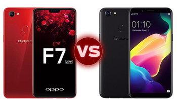เทียบสเปก OPPO F7 และ OPPO F5 สองมือถือเพื่อคนรักเซลฟี่พร้อม AI Beauty มีฟีเจอร์เด่นอย่างไร