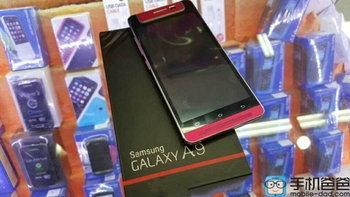 ภาพหลุดของ Samsung Galaxy A9 จะมาพร้อมกับกล้องหมุนได้