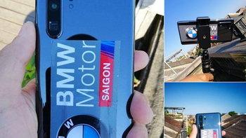 หลุดภาพตัวเครื่องจริง Huawei P30 Pro ยืนยันกล้อง 4 ตัว!