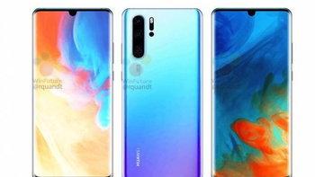 """หลุดผลทดสอบ """"Huawei P30 Pro"""" ผ่าน AnTuTu แรงได้ใจ"""