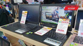 รวม Notebook ดาวเด่นที่น่าสนใจในงาน Commart Connect 2019