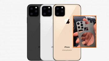เผยภาพ iPhone XI มาพร้อมกล้องสามตัวแน่ แต่ดีไซน์ออกจะ…