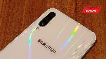 """รีวิว """"Samsung Galaxy A50"""" มือถือ 3 กล้อง ครบเครื่องทุกฟีเจอร์ล้ำ ในราคาไม่เกิน 12,000 บาท"""