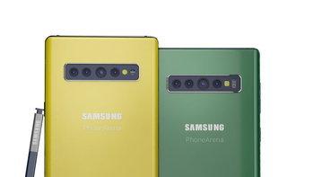 หลุดหมายเลขรุ่น Samsung Galaxy Note 10 : ยืนยันมี 2 ขนาดด้วยกัน