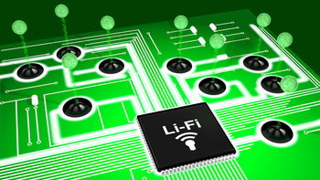 """เชื่อมต่อออนไลน์ได้ปลอดภัยขึ้นกับ """"Li-Fi"""""""