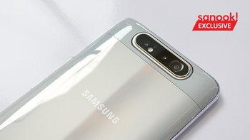 "[Hands On] สัมผัสแรก ""Samsung Galaxy A70"" และ ""Galaxy A80"" ครั้งแรกหลังเปิดตัวอย่างเป็นทางการ"