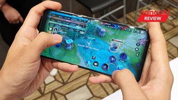 """รีวิว """"Samsung Galaxy A70"""" มือถือจอใหญ่ยักษ์ สเปกดีเพื่อคอเกม ที่อยู่ในงบที่จับต้องได้"""
