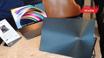 Computex 2019 : ASUS เปิดตัว Zenbook Pro Duo คอมพิวเตอร์ 2 จอทัชสกรีนคู่ สเปกเทพที่ใช้งานได้จริง