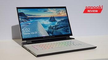 Computex 2019 : Alienware m15 ปรับโฉมใหม่ พร้อมขุมพลัง Core i9 กับดีไซน์ล้ำยุค