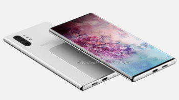 มาชมกันอีกครั้งกับภาพ Render รอบทิศของ Samsung Galaxy Note 10 Pro