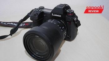 รีวิวใช้ชีวิตกับกล้อง Panasonic Lumix S1R กล้อง Full Frame ตัวแรกของพานา ในระยะเวลา 1 เดือน
