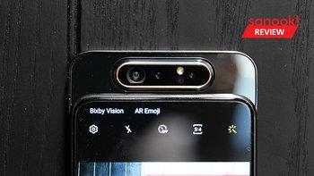 รีวิว Samsung Galaxy A80 มือถือน้องใหม่พร้อมเทคโนโลยีกล้องหมุนได้สุดล้ำ