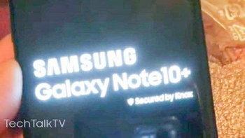"""ยัน! ชื่อ Galaxy Note รุ่นต่อไปหนีไม่พ้น """"Samsung Galaxy Note 10 และ Note 10+"""""""