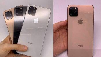 หลุดภาพ iPhone 11 Max (iPhone XI Max) รุ่นใหม่(เครื่องโคลนนิ่ง) ที่อาจมาจากของจริง