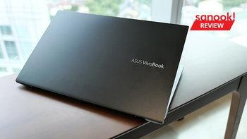 รีวิว ASUS Vivobook S15 (2019) คอมพิวเตอร์ Lifestyle เรียบง่าย สเปกดี ราคาโดนใจ