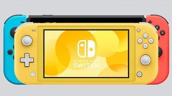 """""""Nintendo Switch Lite"""" Switch ตัวใหม่ที่อาจจะไม่ควรถูกเรียกว่า Switch"""