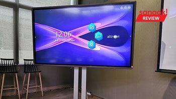 [Hands On] พาสัมผัส Altron Interactive Board กระดานอัจฉริยะ ฝีมือคนไทย