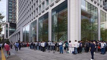 ชมภาพบรรยากาศขาย iPhone 11, iPhone 11 Pro และ iPhone 11 Pro Max วันแรก