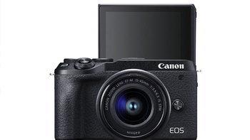 ช็อตไหนก็ไม่มีหลุด! เผยโฉม Canon EOS M6 Mark II  มิเรอร์เลสรุ่นใหม่ล่าสุด  อัดแน่นด้วยเซนเซอร์ APS-C