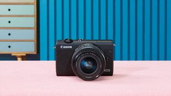 Canon เผยโฉม Canon EOS M200 กล้องมิเรอร์เลสเปลี่ยนเลนส์ได้ เซลฟี่เก่ง คุมโทนเก่ง ต้องตัวนี้เลย
