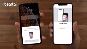 วิธีย้ายข้อมูลจาก iPhone เครื่องเก่าไป iPhone 11 เครื่องใหม่ง่าย ๆ ไม่ต้องลุ้นอะไรหาย ไม่ต้องใช้คอม