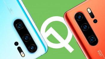 Huaweiเริ่มปล่อยอัปเดทAndroid 10พร้อมกับEMUI 10ให้กับHuawei P30 Proแล้ว