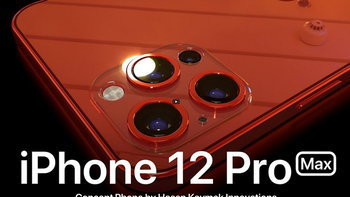 ชมภาพคอนเซ็ปต์ใหม่ล่าสุดของ iPhone 12 Pro Max รับรองถูกใจแน่อนอน
