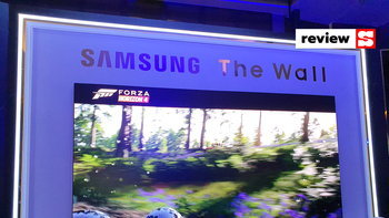 [Hands On] ลองชมภาพของ Samsung The Wall Luxury ทีวีใหญ่อลังการ ขนาด 146 นิ้ว วางขายแล้วนะ