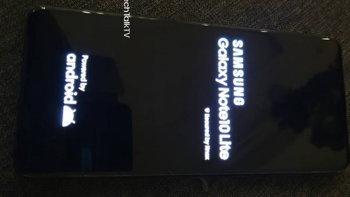 เผยภาพจริงของSamsung Galaxy Note 10 Liteก่อนเปิดตัวอย่างเป็นทางการอีกครั้ง