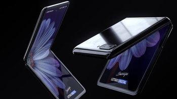 สมาร์ตโฟนพับจอได้ Samsung Galaxy Z Flip จะใช้ขุมพลัง Snapdragon 855 มีจอด้านนอก 1 นิ้ว และกล้อง 12 ล้านพิกเซล
