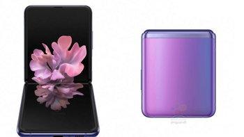 ชมภาพRenderของSamsung Galaxy Z Flipก่อนเปิดตัว11กุมภาพันธ์นี้