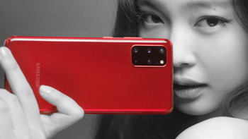 เปิดตัว Samsung Galaxy S20 สีแดง Jennie Red Limited Edition