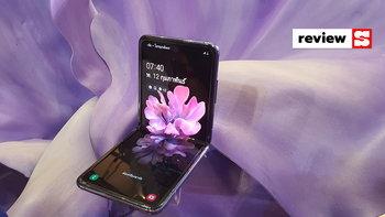 [Hands On] Samsung Galaxy Z Flipมือถือพับได้กับเทคโนโลยีUltra ThinGlassสุดบางเฉียบ