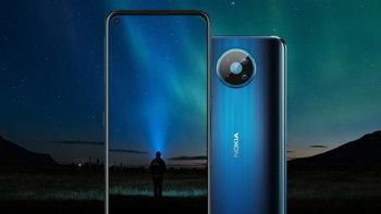 Nokiaเผยโฉม8.3มือถือ5Gตัวแรกของค่ายกับขุมพลังSnapdragon 765Gและกล้องหลัง4ตัว