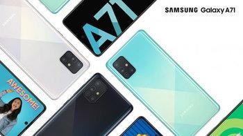 เปิดสเปกSamsung Galaxy A71เวอร์ชั่น5Gโดยหน่วยงานตรวจสอบอุปกรณ์หรือTEANNในเมืองจีน