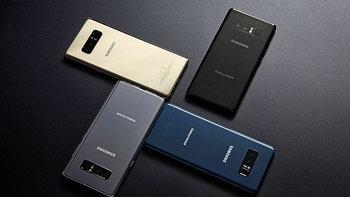 ลือ Samsung Galaxy Note 9 อาจจะมีขนาดเครื่องเล็กกว่า Galaxy Note 8 รุ่นปัจจุบัน