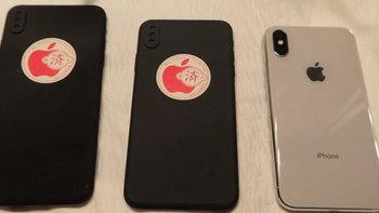 (ลือ) iPhone X Plus ตัวเครื่องขนาดเท่า iPhone 8 Plus มาพร้อม Face ID แนวนอนใน iOS 12