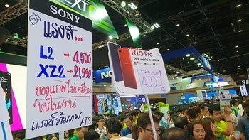 รวมโปรโมชั่นมือถือใหม่จากงาน Thailand Mobile Expo 2018 Hi End วันสุดท้ายก่อนเจอกันปลายปีนี้