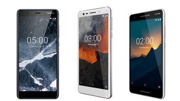 Nokia เปิดตัว 5.1, 3.1 และ 2.1 มือถือที่มีดีหลายเรื่องแต่ไม่ต้องจ่ายแพง