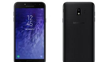 หลุดครบทุกจุด Samsung Galaxy J4 มือถือจอ 5.5 นิ้วรุ่นคุ้มของ Samsung