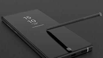 วงในเผย Galaxy Note 9 จะใช้ดีไซน์เดิมเหมือนใน Note 8 เพราะต้องการเซฟต้นทุน