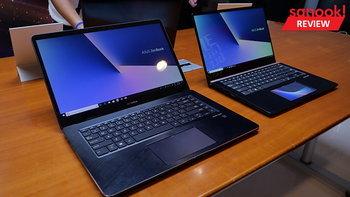 "[Hands On] ""ASUS Zenbook Pro"" ที่สุดของคอมพิวเตอร์ระดับโปรที่สามารถแสดงผลได้ 5 หน้าจอแบบบางเฉียบ"