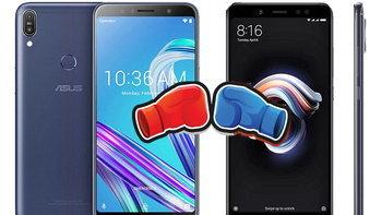 """เปรียบเทียบสเปคมือถือ """"ASUS Zenfone Max Pro"""" Vs """"Xiaomi Redmi Note 5"""" เลือกตัวไหนดี"""