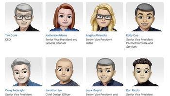 ชมภาพน่ารักของผู้บริหาร Apple ที่เปลี่ยนภาพ Profile ตัวเองเป็น Emoji ทั้งหมดจะน่ารักขนาดไหน