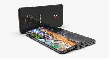 """เผยคอนเซ็ปต์ """"Samsung Galaxy X"""" เรือธงรุ่นท็อปดีไซน์จอไร้ขอบ"""